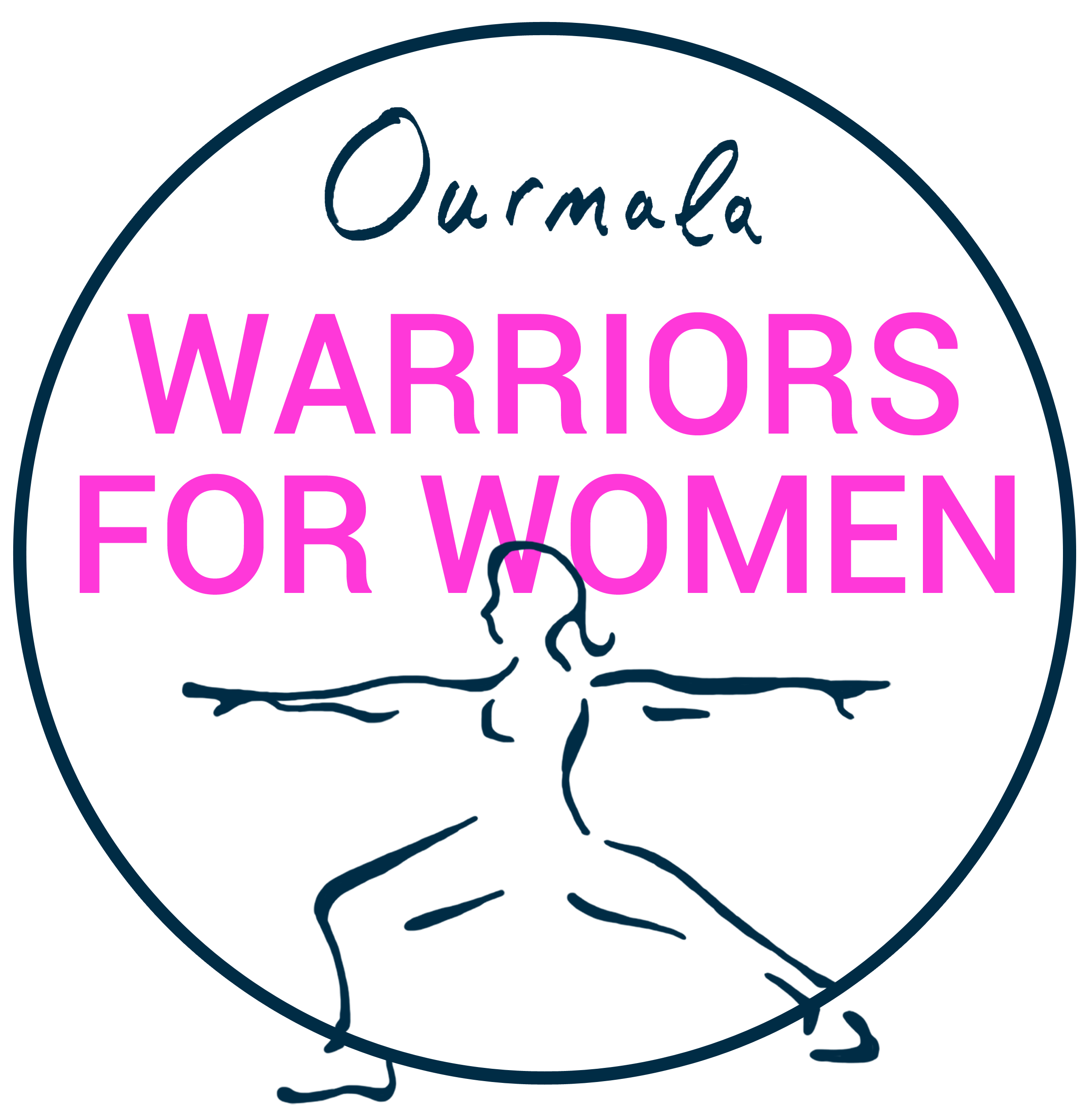Logo - Warriors for Women