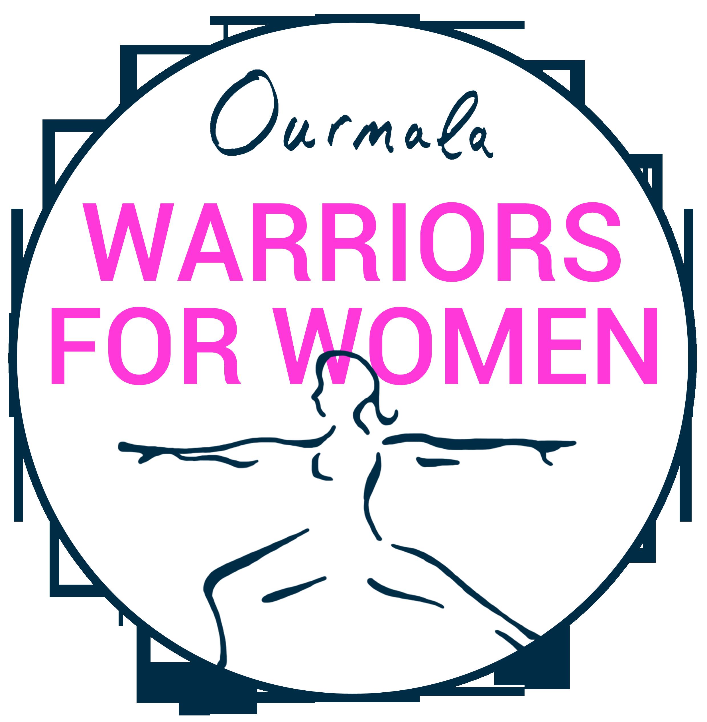 Logo - Warriors for Women